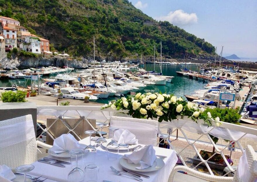3 good reasons to get married in Maratea...