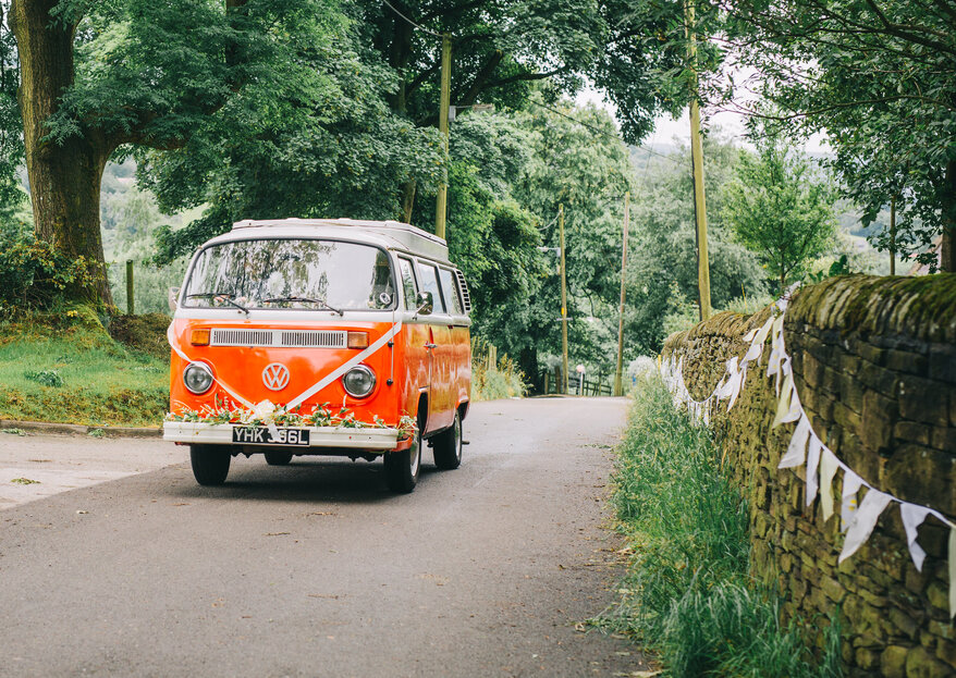 Victoria and Jonathan's Village Hall Wedding in Cheshire