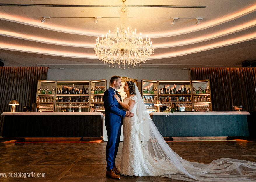 Experience the wedding of your dreams at Portugal's ideal location - SUD Lisboa Hall