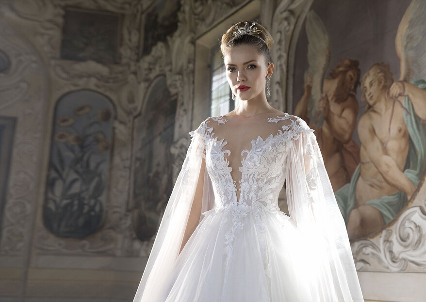 A Selection of Quality Wedding Dresses, Only At The Atelier Michela Elite