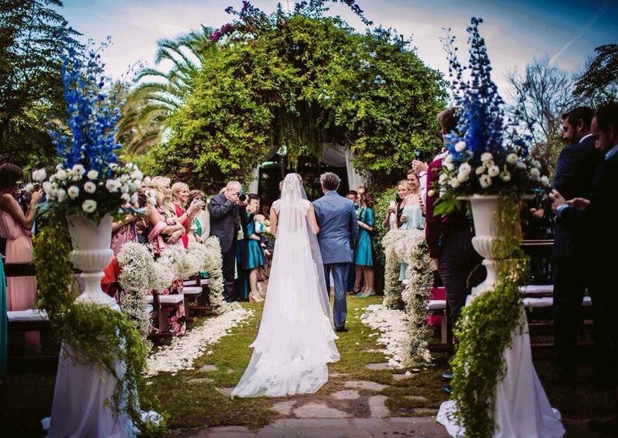 Give Your 2019 Wedding A Touch of The Dolce Vita! Italy Anyone?