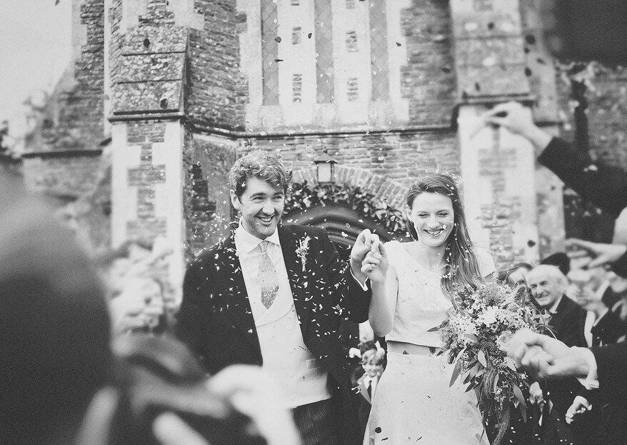 Helen and Alex's Festival Wedding in Surrey