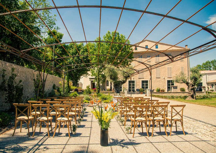 Bastide Saint-Julien: A taste of Provence for your Destination Wedding