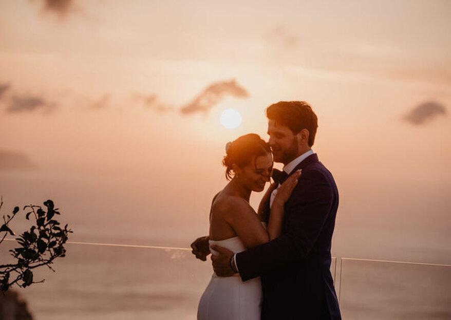 Discover the art of chiaroscuro in Luca Bottaro's stunning wedding shots