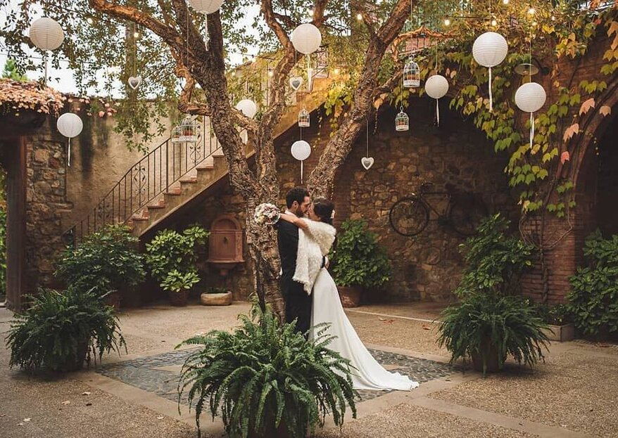 The 14 Best Venues for a Destination Wedding in Spain