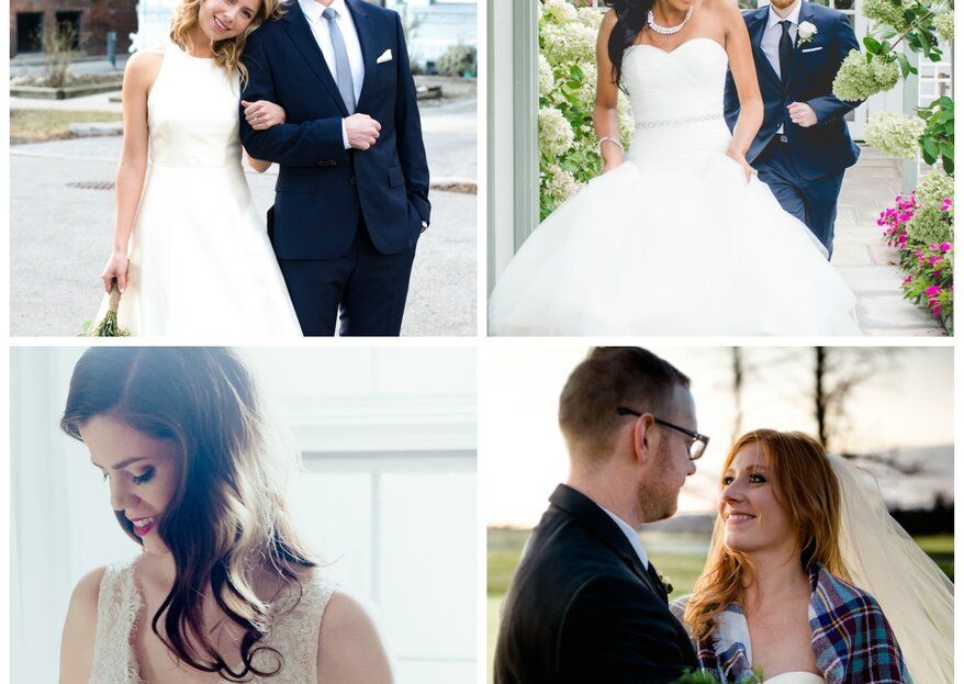 Find Your Wedding White: How to Find the Perfect Shade of White For Your Skin Tone