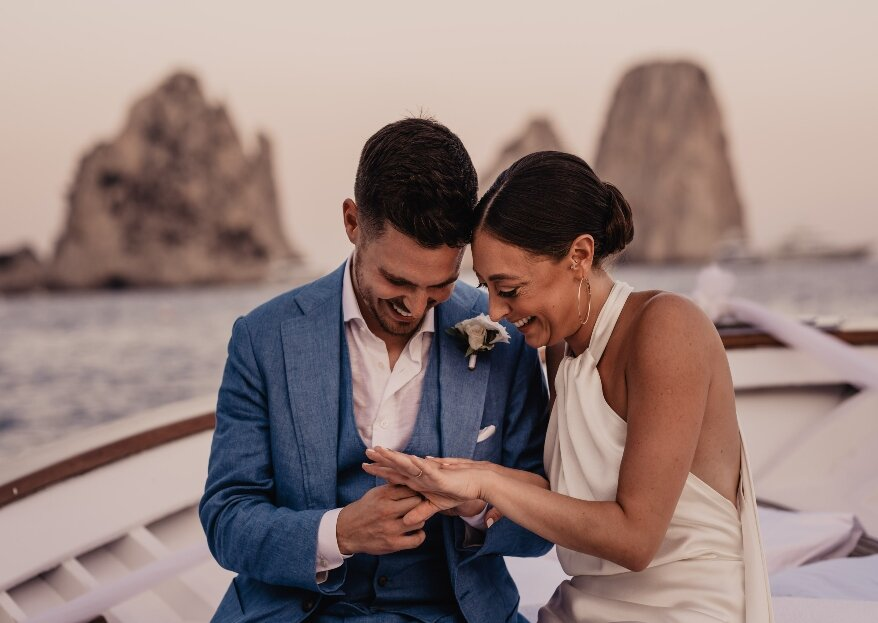 Mike and Samantha - Love and Laughter Captured by Luca Bottaro Photography
