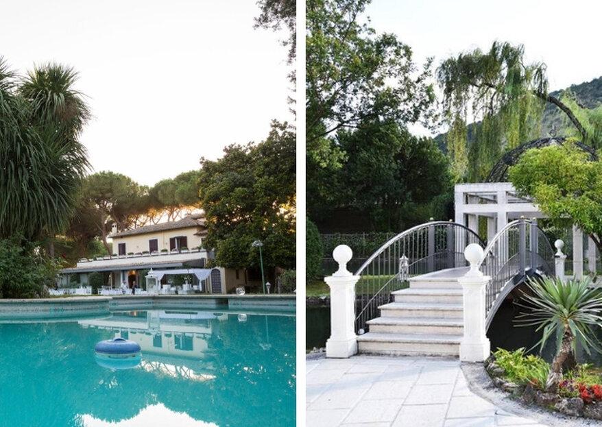 The Destination Wedding Debate for: Elegant Villa or Rural Retreat?