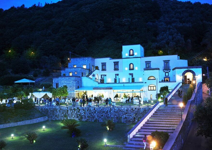 A Location that Radiates Love, History, and Nature: Your Unforgettable Wedding at Villa della Porta!
