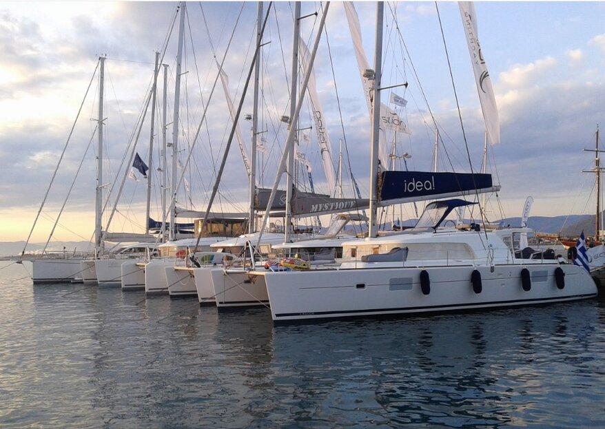 How About A Yacht Honeymoon? Your Paradise Cruise Awaits
