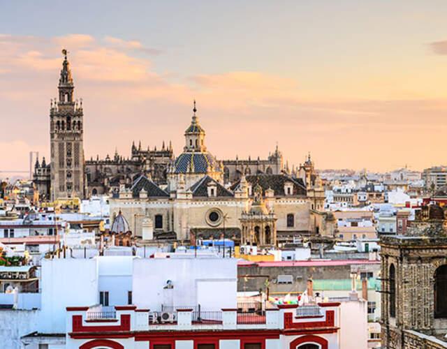Providers in Sevilla