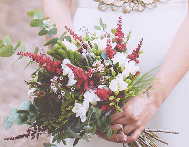 Wedding flowers in Isle of Wight