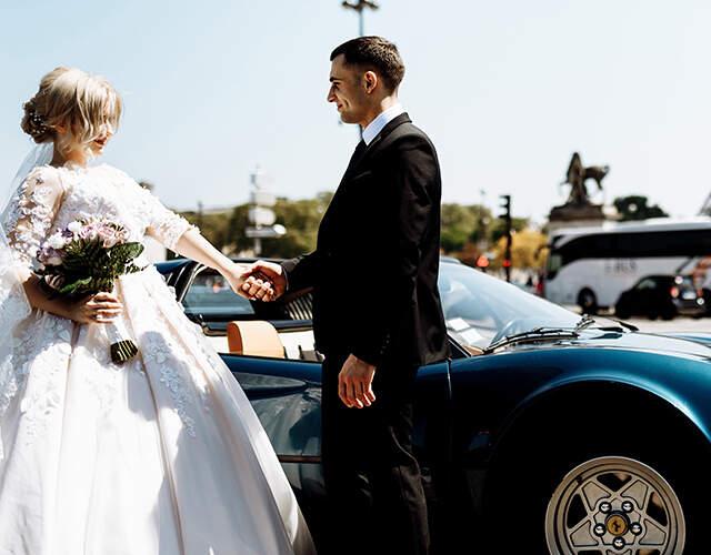 Wedding Transport in United Kingdom
