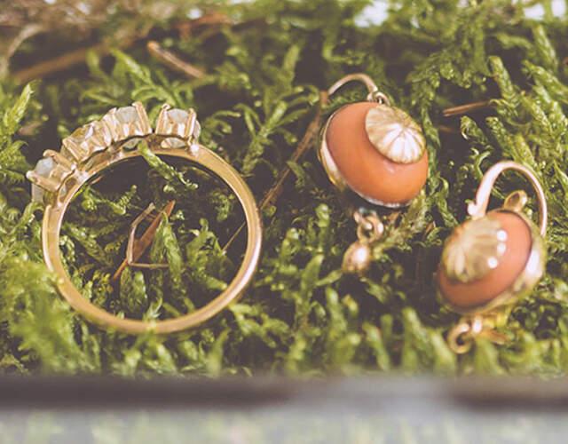 Wedding Rings & Jewellery in Shropshire