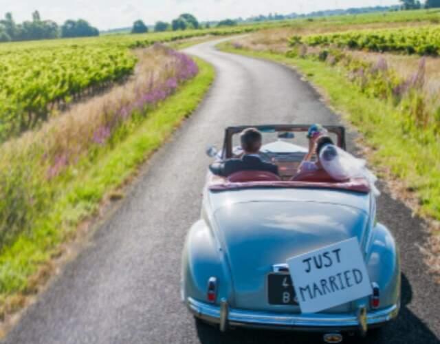Wedding Transport in North Yorkshire