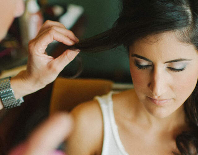 Bridal Hair & Make Up in Staffordshire