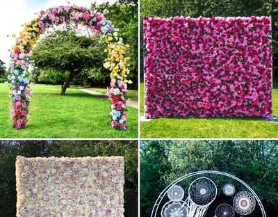 Blossomania - flower walls